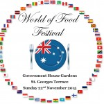 Logo International Food Festival 2015